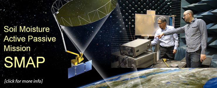 NASA SMAP Mission Gets Groundbreaking Device